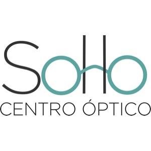 Logo Centro Óptico Soho Zaragoza