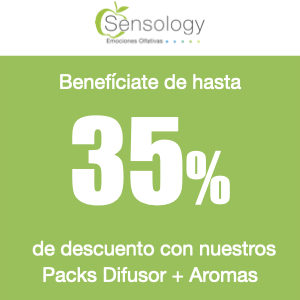 Marketing Olfativo Pack Difusor + Aromas
