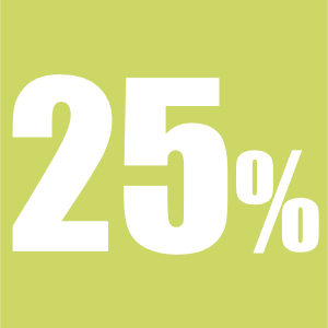 Pack descubrimiento 25% descuento